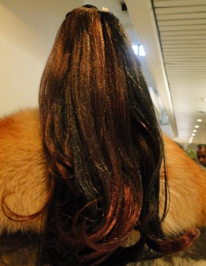 coiffure de cérémonie