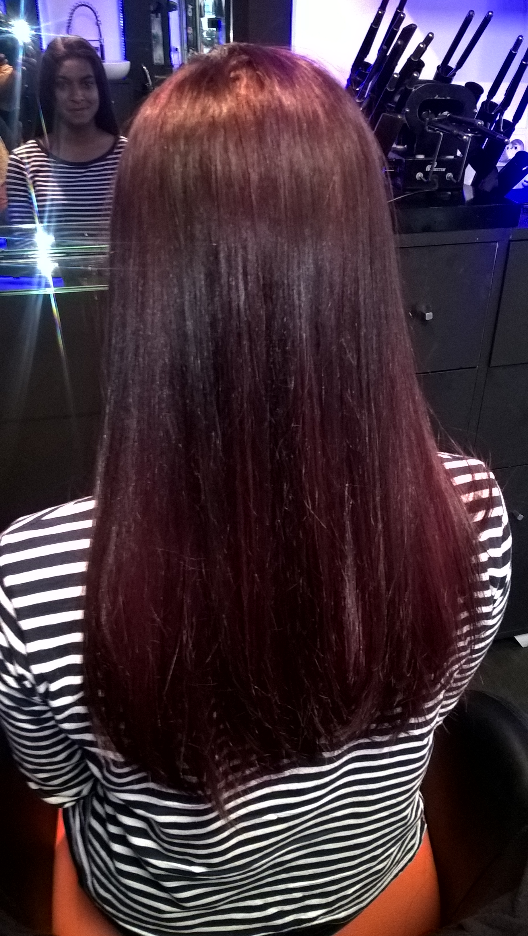 coloration couleur bordeaux